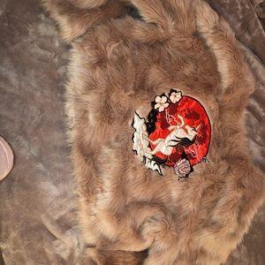 Furry H&M Nicki Minaj collection new